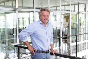 Unternehmer Andreas Grimm.<br />