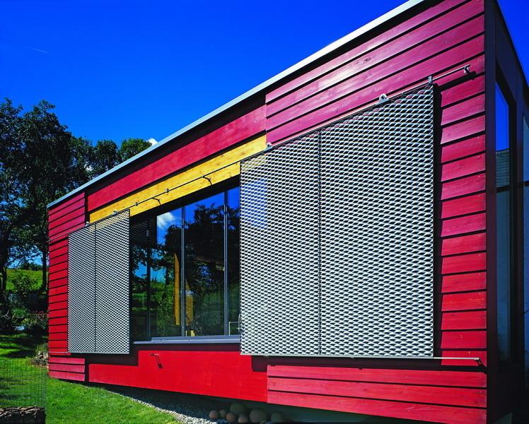 Metallbau for Fenster immer im vordergrund
