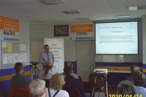 Lieferbedingungen, verzinkungsgerechtes Konstruieren und die Richtlinie DASt-022 werden im Lehrgang vermittelt<br />