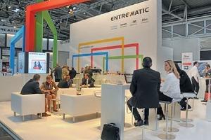 Entrematic präsentiert sich auf der BAU erstmals – das Unternehmen führt die Marken Ditec, Dynaco, EM und Normstahl zusammen