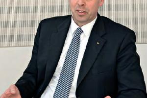 Joachim Gau – Leiter der Schüco-Gebäudeautomation<br />