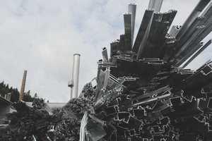 Wertvoll: Aluminium ist ein unendlich wiederverwertbarer Werkstoff<br />