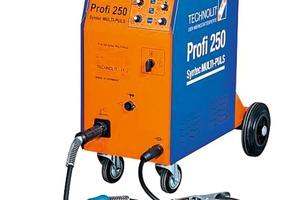 """<div class=""""bildtext"""">Die Profi 250 Syntec Multi-Puls erstellt auf Knopfdruck eine WPS.</div>"""