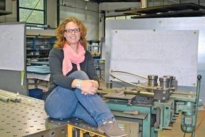 """<div class=""""bildtext"""">Dipl.-Wirtschaftsingenieurin Yvonne Simon wurde im Oktober zur Unternehmerfrau des Jahres 2014 gewählt.</div>"""