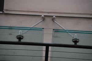 Tropfkante: Die untere Scheibe von Üko-VSG darf bis 30 mm zurückgesetzt sein