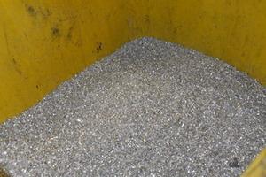 Aluminium kann zu&nbsp;100% wiederverwertet werden<br /><br />