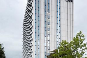 Die Instandsetzung und Erweiterung des Hochhauses C10 der Hochschule Darmstadt überzeugte<br />