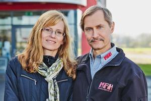 """<div class=""""bildtext"""">Unternehmerehepaar Margit und Manfred Peter Halbwachs.</div>"""