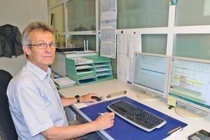 """<div class=""""bildtext"""">Der schweizer Metallbauunternehmer Peter Fischer macht positive Erfahrungen mit der Cloud.</div>"""