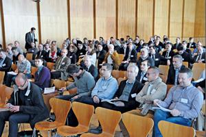 Etwa 250 Zuhörer kamen zur Tagung an die Hochschule München<br />