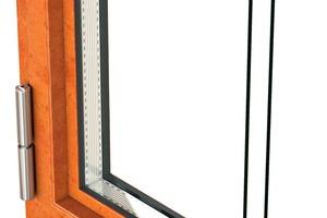 """<div class=""""bildtext"""">Fenstersystem Janisol Arte 2.0, hier mit Corten-Profil.</div>"""