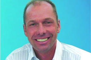 Harald Gebhardt, Vertriebskoordinator<br />