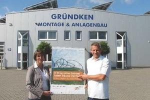Top-Team: Hildegard und Uwe Gründken<br />