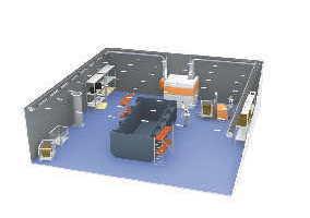 Innovatives Luftreinhaltesystem<br />