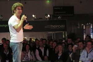 Highlight des Abends: Comedian Atze Schröder