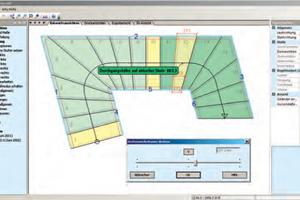 Das digitale Aufmaß wird via PC ins Konstruktionsprogramm geladen