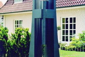 Verzinkerpreis 2005: Wegekreuz von Alfred Bullermann, Bösel<br />