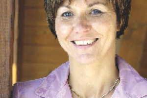 Geschäftsführerin Sabine Schönberger<br /> <br />&nbsp;