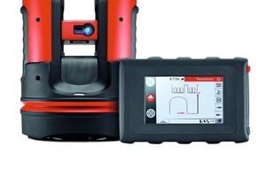 """<div class=""""bildtext"""">Noch relativ neu auf dem Markt: Leica möchte mit dem 3D Disto die Technik der Baumessgeräte neu definieren.</div>"""