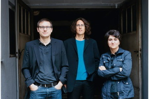 Büro 03 Architekten GmbH (v.l.): Michael Wimmer, Andreas Garkisch, Karin Schmid